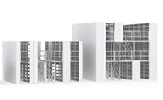 HI280 Multi-Tier Shelving