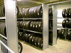 HI280 Tyre Storage