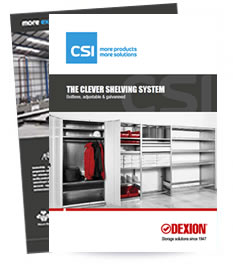 HI280 The Clever Shelving System