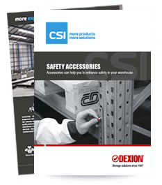 Pallet Racking Safety Accessoires