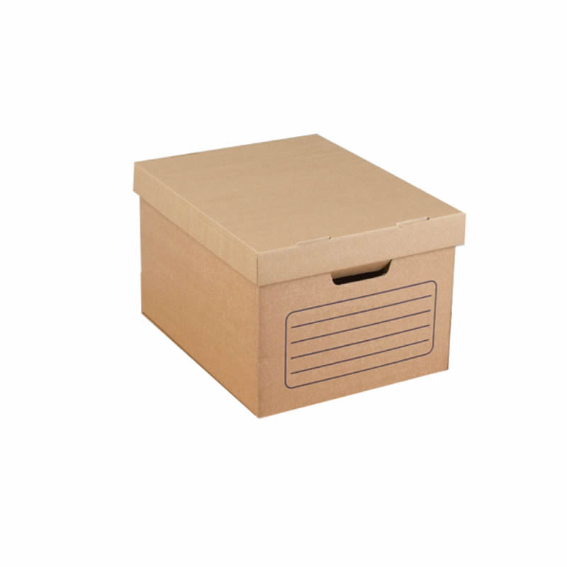 Archive Storage Boxes - Pack of 25