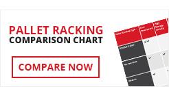 Pallet Racking Comparison Chart