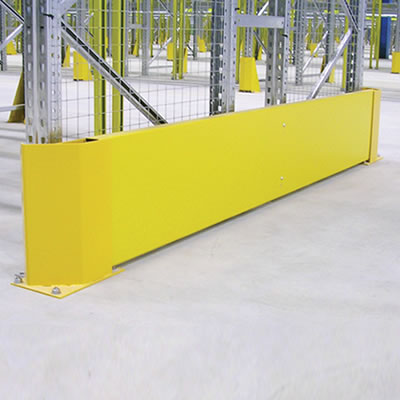 Dexion Rack End Protection Barriers