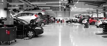 Products & Solutions for the Automotive Sector