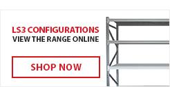 view the LS3 range online now